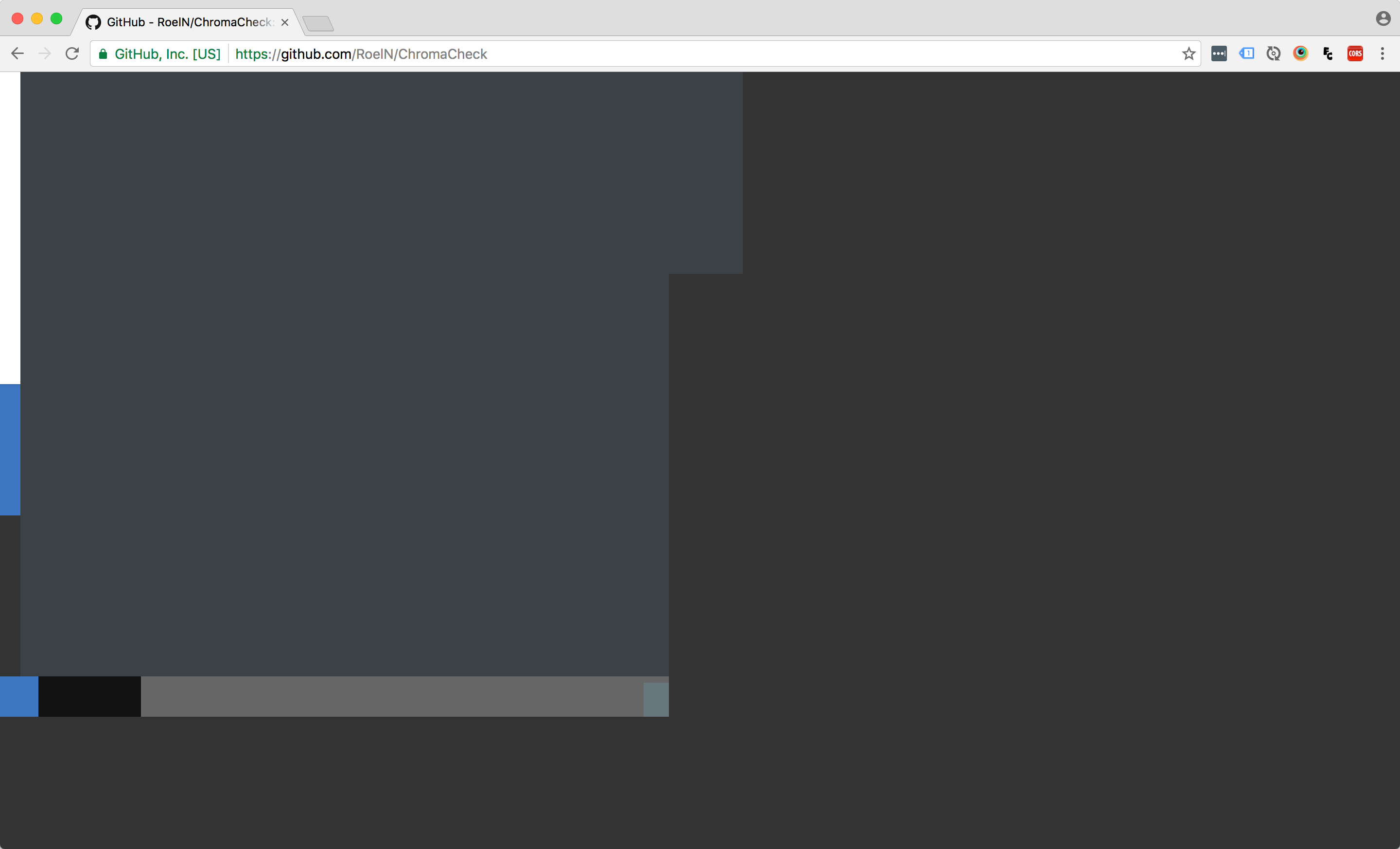Blackout: breaking browsers with a font – Pixelambacht